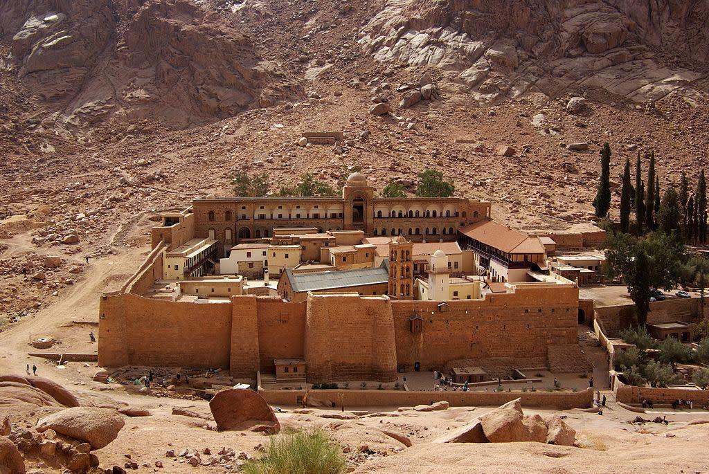 5 tu viện đẹp nhất thế giới